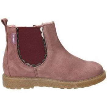 Chaussures Fille Boots Garvalin 191637 B Rose