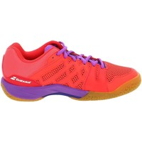 Chaussures Femme Tennis Babolat Shadow team lady rge Rouge