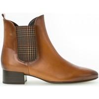 Chaussures Femme Bottines Gabor Bottines Marron