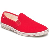 Chaussures Homme Slip ons Rivieras 0103 rouge