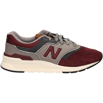 Chaussures New Balance Scarpa Lifestyle Leather/Textile