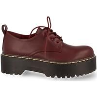 Chaussures Femme Derbies Prisska MT03 Burdeos