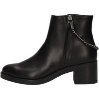 Chaussures Femme Low boots L'amour 934 NOIR