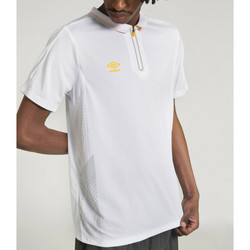 Vêtements Homme T-shirts & Polos Umbro Polo Training BLANC