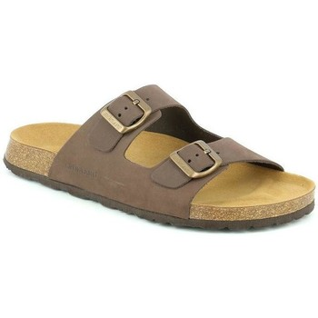 Chaussures Homme Mules Grunland DSG-CB3005 TESTA DI MORO