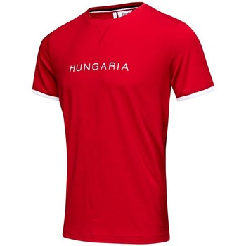 Vêtements Homme T-shirts & Polos Hungaria T-shirt Masaya Homme ROUGE