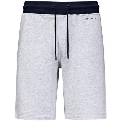 Vêtements Shorts / Bermudas Hungaria Short Manam Homme GRIS