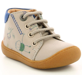 Chaussures Enfant Boots Aster Pitio GRIS
