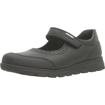 Chaussures Fille Derbies & Richelieu Pablosky 334110 Noir