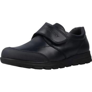 Chaussures Garçon Derbies Pablosky 334520 Bleu