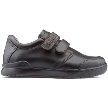 Chaussures Enfant Baskets basses Biomecanics COLEGIAL BENJAMIN MARRON