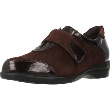 Chaussures Femme Derbies Piesanto 195576 Marron