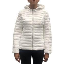 Vêtements Femme Manteaux LPB Woman Les Petites bombes Doudoune Capuche Blanc W19V8508 Blanc