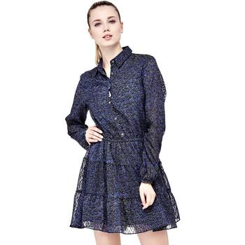 Vêtements Femme Robes courtes Guess Robe Rebecca Bleu