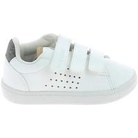 Chaussures Baskets basses Le Coq Sportif Courtstar BB Blanc Blanc
