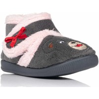Chaussures Fille Chaussons Vulca-bicha 4080 Gris