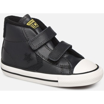 Chaussures Fille Baskets montantes Converse star player 2v mid noir