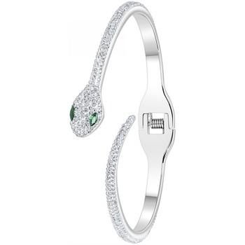 Montres & Bijoux Femme Bracelets Sc Crystal B1886-ARGENT Argenté