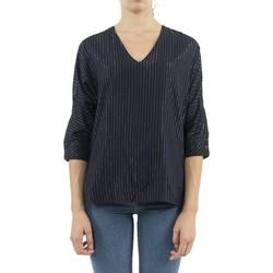 Vêtements Femme Tops / Blouses Only 15173465 tina bleu