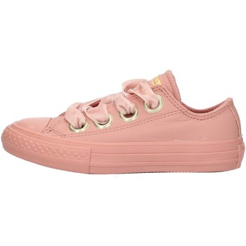 Chaussures Fille Baskets basses Converse 661878 Rosa