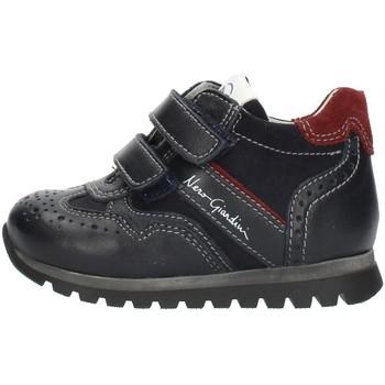 Chaussures Garçon Baskets montantes Nero Giardini A724350M bleu