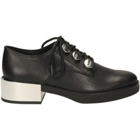 Chaussures Femme Derbies What For AMBROISE black