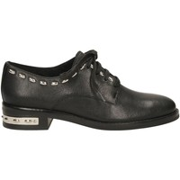 Chaussures Femme Derbies What For JOSHUA black