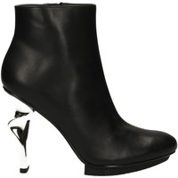 Chaussures Femme Low boots United nude TWIRL BOOTIE nero