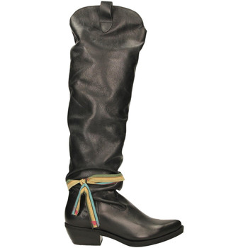 Chaussures Femme Bottes ville Felmini LAVADO black