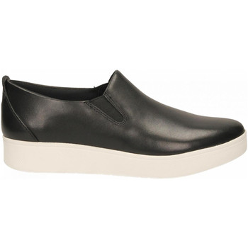 Chaussures Femme Slip ons FitFlop SANIA SKATES black