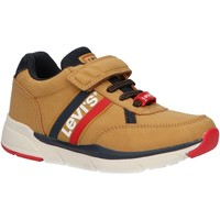 Chaussures Enfant Baskets basses Levi's VORE0012S NEW OREGON Beige
