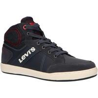 Chaussures Enfant Baskets montantes Levi's VCLU0035S NEW MADISON Azul