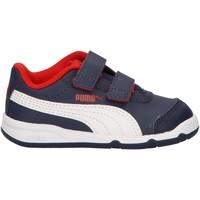 Chaussures Enfant Baskets basses Puma 192523 STEPFLEEX Azul