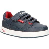 Chaussures Enfant Baskets basses Levi's VGRA0065S NEW GRACE Azul