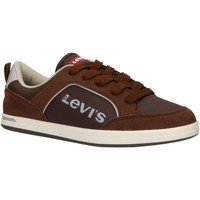 Chaussures Enfant Baskets basses Levi's VCHI0024S CHICAGO Beige