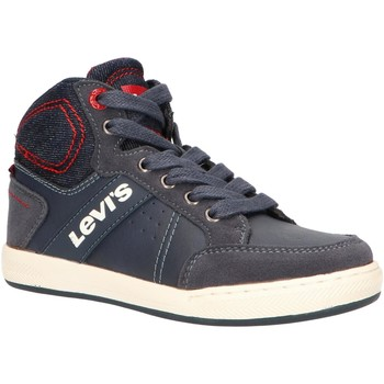 Chaussures Enfant Baskets montantes Levi's VCLU0030S NEW MADISON Azul