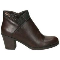 Chaussures Femme Low boots Deity YSY16573-ME Marron
