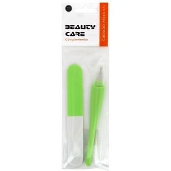 Beauté Accessoires ongles Beauty Care - Coupe cuticules + polissoir à ongles Autres
