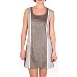 Vêtements Femme Robes courtes Nana Baila Robe Venetie  gris/anthracite Gris
