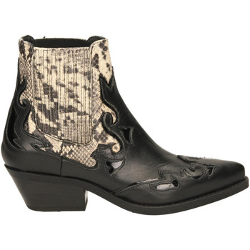 Chaussures Femme Bottines Janet&Janet AMANDA/INGRID/MARGOT nero-roccia