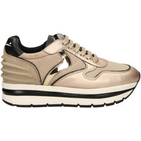 Chaussures Femme Baskets basses Voile Blanche MAY POWER beige-platino