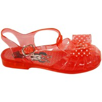 Chaussures Fille Chaussures aquatiques Minnie Mouse DM000970-B1721 Rojo