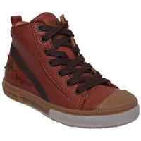 Chaussures Garçon Baskets montantes Bisgaard 31907.219 orange