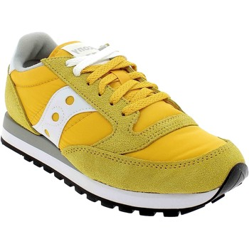 Chaussures Homme Baskets basses Saucony JAZZ ORIGINAL GIALLE Jaune