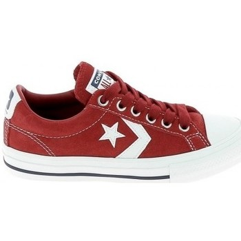 Chaussures Enfant Baskets basses Converse Star Player C Rouge Rouge