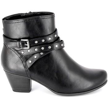 Jana Femme Bottines  Boots 25362-23 Noir