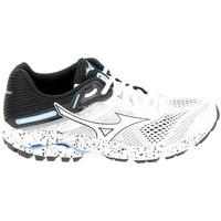 Chaussures Femme Running / trail Mizuno Wave Inspire 15 Blanc Noir Blanc