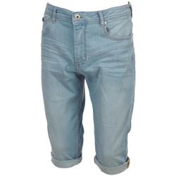 Vêtements Enfant Shorts / Bermudas Kaporal Short  Eole Bleu