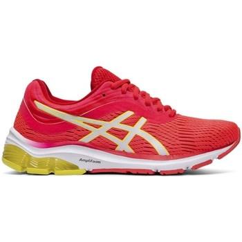 Chaussures Femme Running / trail Asics Gelpulse 11 Rouge, Rose