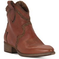 Chaussures Femme Bottines Priv Lab ROSSO BUFALO Rosso